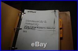 CAT Caterpillar 773D 775D Quarry Dump Truck Repair Shop Service Manual haul rock