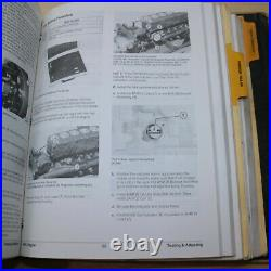 CAT Caterpillar 824G 825G 826G Landfill Compactor Repair Shop Service Manual 1