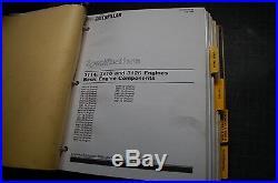 CAT Caterpillar 928F Wheel Loader Loader Repair Service Manual owner shop book