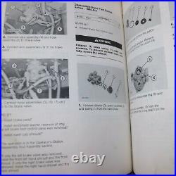 CAT Caterpillar 936 936E Wheel Loader Repair Shop Service Manual owner operator