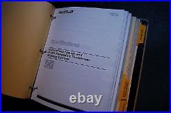 CAT Caterpillar 938G IT38G Wheel Loader Repair Shop Service Manual Operator book