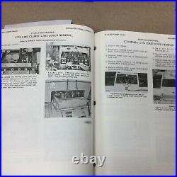 CAT Caterpillar 951B/C SERVICE SHOP REPAIR MANUAL TRACK LOADER GUIDE 32F 86J 69H