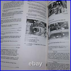 CAT Caterpillar 953C Crawler Track Loader Service Manual Repair shop owner book