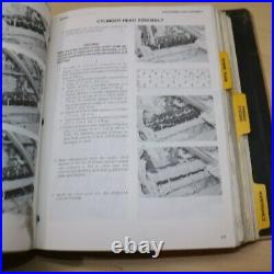 CAT Caterpillar 977K 977L Track Loader Repair Shop Service Manual Crawler owner