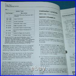 CAT Caterpillar 988G Wheel Loader Repair Shop Service Manual owner engine book