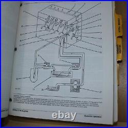 CAT Caterpillar AP-1050 Asphalt Paver Repair Shop Service Manual Owner Operator