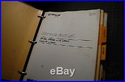 CAT Caterpillar CB 214C 224C Compactors Repair Shop Service Manual Roller book