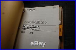 CAT Caterpillar CB 214C 224C Compactors Repair Shop Service Manual Roller book