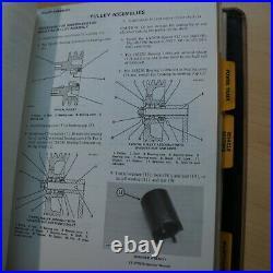 CAT Caterpillar CP/CS 553 Roller Compactor Repair Shop Service Manual Operator