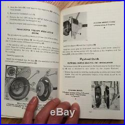 CAT Caterpillar D315 DIESEL ENGINE SERVICE MANUAL SERVICEMENS REFERENCE D4 112 +