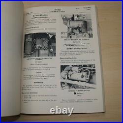 CAT Caterpillar D330 Diesel Engine Service Manual repair shop overhaul book oem