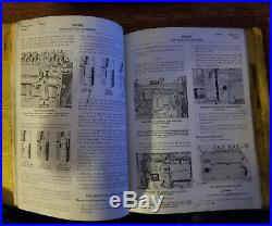 CAT Caterpillar D343 Diesel Engine Service Manual Repair Shop book