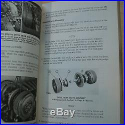 CAT Caterpillar D4 Tractor Crawler Dozer Repair Shop Service Manual overhaul OEM