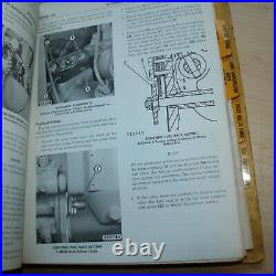 CAT Caterpillar D4 Tractor Dozer Crawler Service Manual Repair shop owner guide