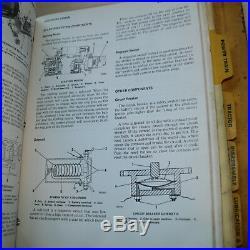 CAT Caterpillar D4D Tractor Dozer Crawler Service Manual Repair shop owner book