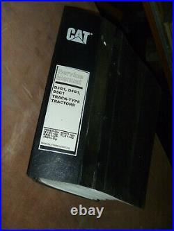 CAT Caterpillar D4G1 Track Type Tractor Crawler Shop Service Repair Manual WGB1