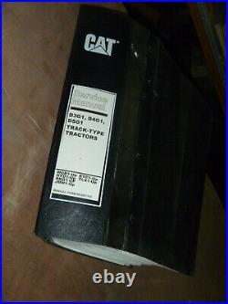 CAT Caterpillar D5G1 Track Type Tractor Crawler Shop Service Repair Manual WGB1