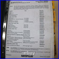 CAT Caterpillar D5M Crawler Tractor Repair Shop Service Maintenance Manual guide