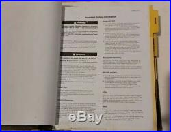 CAT Caterpillar D5M SERVICE SHOP REPAIR MANUAL TRACTOR BULLDOZER DOZER