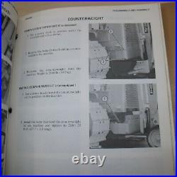 CAT Caterpillar D6C Tractor Dozer Crawler Repair Shop Service Owner Book Manual