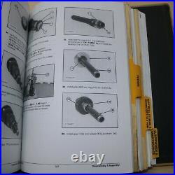 CAT Caterpillar D6M Tractor Dozer Crawler Service Manual Repair engine shop book