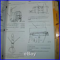 CAT Caterpillar D6M Tractor Dozer Crawler Service Manual Repair shop owner book