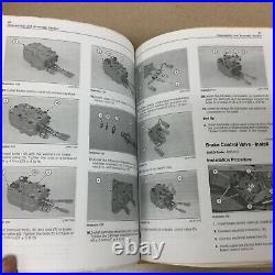 CAT Caterpillar D6R SERVICE SHOP REPAIR MANUAL TRACTOR BULLDOZER GUIDE SENR9490