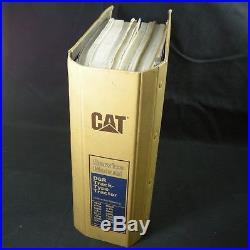 CAT Caterpillar D6R Track Type Crawler Tractor Dozer Service Repair Manual