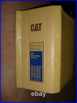CAT Caterpillar D6T Track-Type Tractor Dozer Shop Service Repair Manual JHB1