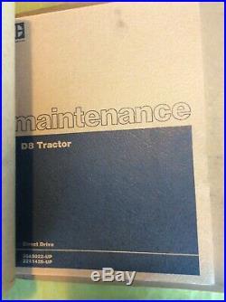 CAT Caterpillar D8 D8H SERVICE SHOP REPAIR MANUAL TRACTOR 36A 46A 68A