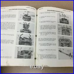 CAT Caterpillar D8K SERVICE SHOP MANUAL TRACTOR BULLDOZER +PARTS BOOK 77V5006 up