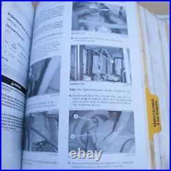 CAT Caterpillar D8R Tractor Crawler Dozer Repair Shop Service Manual Owner Book