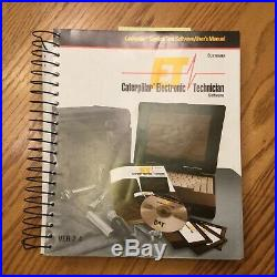 CAT Caterpillar ET ELECTRONIC TECHNICIAN SERVICE MANUAL GUIDE BOOK, NEHS0717-01