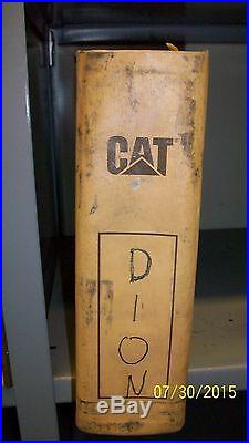 CAT D10N Dozer Service Manual