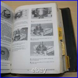 CAT D6H Crawler Tractor Repair Shop Service Manual Operator Owner Maintenance