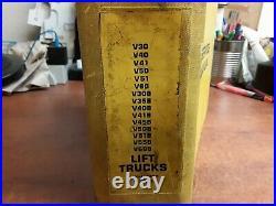 CAT Service Manual for V30 V40 V41 V50 V51 V60 etc. Lift Trucks