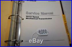 CAT Service Manual v60e v70e v80e v90e lift trucks (Inv. 41088)