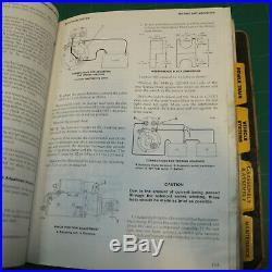 CATERPILLAR 120G Motor Grader Repair Shop Service Manual owner maintenance book