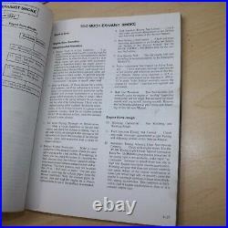 CATERPILLAR 3406 Diesel TRUCK Engine Service Manual shop book 92U series guide