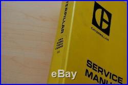 CATERPILLAR 3406 Diesel TRUCK Engine Service Manual shop owner operator book 92U