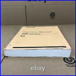 CATERPILLAR 3406B Diesel TRUCK ENGINE Repair Service Manual Shop 2. B4