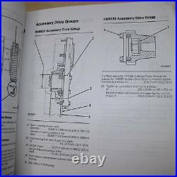 CATERPILLAR 3406B Diesel TRUCK ENGINE Repair Service Manual shop cat overhaul