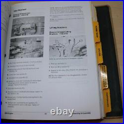 CATERPILLAR 416B 426B 428B 436B 438B Backhoe Loader Repair Shop Service Manual