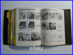 CATERPILLAR 920 & 930 Wheel Loaders Service Manual Book CAT Form REG00514
