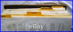 CATERPILLAR CAT 311 312 EXCAVATOR OEM FACTORY SERVICE SHOP REPAIR MANUAL