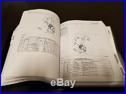 CATERPILLAR CAT 906, 907, 908 Compact Wheel Loader Complete Service Manual NEW