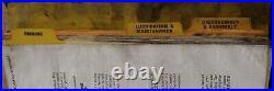 CATERPILLAR CAT D343 ENGINE SERVICE MANUAL 33B3028-Up 62B6728-Up