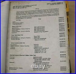CATERPILLAR D4H Crawler Tractor Bulldozer Owner Repair Shop Service Manual Guide