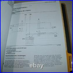 CATERPILLAR LEXION 470 480 485 Combine Repair Shop Service Manual owner operator