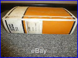 Case 1450 Crawler Tractor Dozer Shop Service Repair Manual 972856
